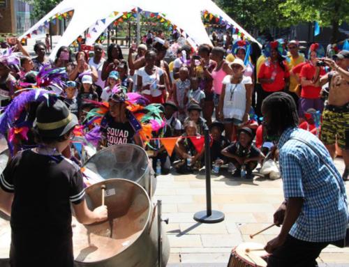 Carnival goes virtual in Hackney