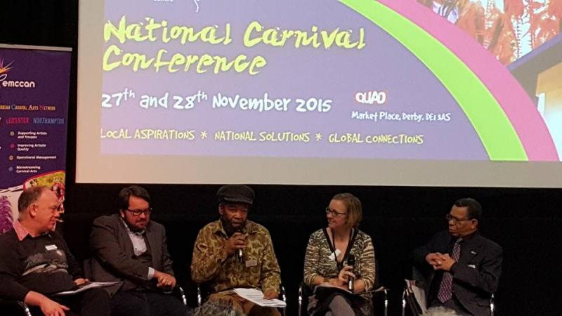 National Carnival Arts Conference 2015
