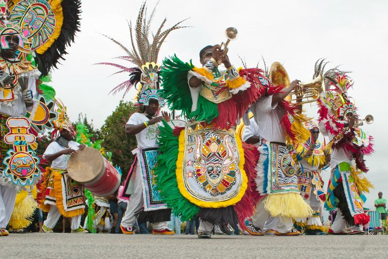 Junkanoo  Artists Carnival