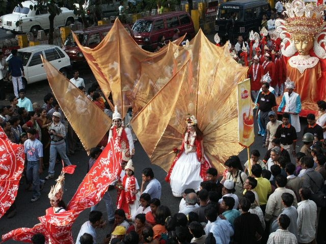 Kolkata Carnival Helen Davenport Pax Global Carnival Images